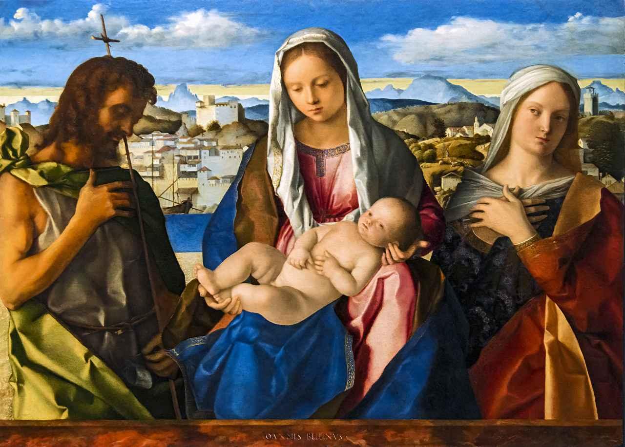 美術館訪問記 -368 アカデミア美術館、ヴェネツィア